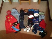 Boys Clothes Bundle 5-6 yrs