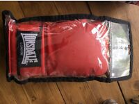 Lonsdale boxing gloves and inners