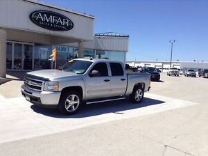 2010 Chevrolet Silverado 1500 LTZ / 4X4 / LEATHER / 6 MONTHS NO