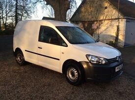 LOW MILEAGE, NO VAT, GREAT VAN