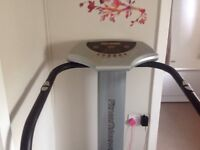 Toning machine