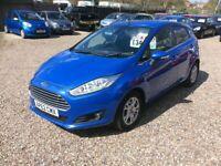 Ford Fiesta 1.6tdci titanium FSH face lift @ Aylsham Road Affordable Cars