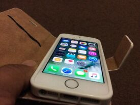 IPHONE 5S white 16GB only