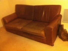 Sofa needs to go before Friday at 3pm