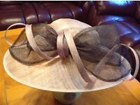 Hat Box Formal / Wedding Hat