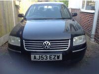 VW Passat 2003 Quick Sale £300
