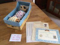 Original Baby Oleg Meerkat Toy