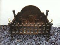 Cast Iron Fire Grate Basket