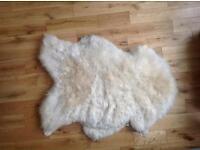 Sheepskin Rug-100% pure