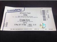 3x Stormzy standing tickets O2 Brixton 3rd May face To face pick up Bushey Watford area £110 ALL 3