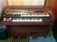 Hammond Organ Couger