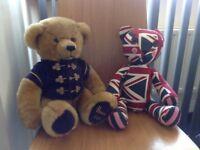 Harrods and Jack Wills Teddy Bear
