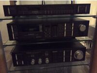 Pioneer 905 amplifier . 805 Tape deck and 905 tuner . No offers . No texts