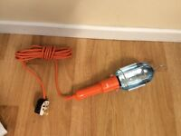 Work light new with 3 meter cable