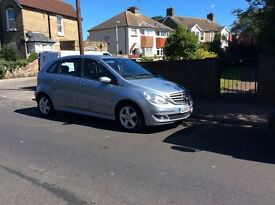 Mercedes Benz B-class B150 SE, 2006, low mileage, drives lovely.
