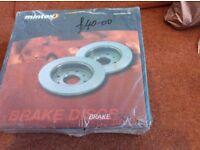 BRAND NEW IN BOX Break discs