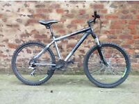 Saracen vortez Mens hardtail mountain bike