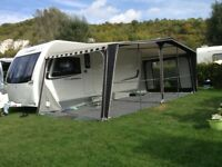 2013 Issabella full awning very good condition