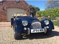 A beautiful Morgan Roadster 3.0L V6