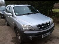 Kia Sorento XS great runner but in need of some TLC