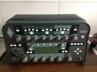 Kemper Profiler and Carry Case