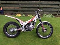 motorcycle trials bike