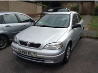 Vauxhall Astra for sale, great runner, low mileage!