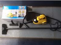 Steam Cleaner and Tools