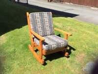 Rocking Chair.