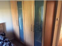 Double quality wardrobes