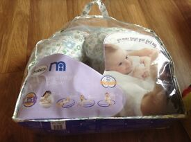 Mothercare Nursing and Support Pillow as new