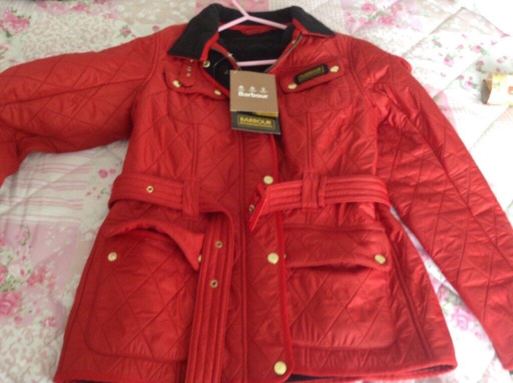 Genuine Barbour coat