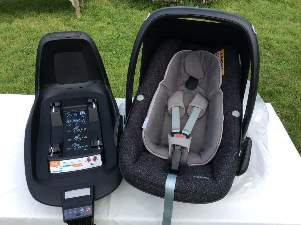maxi cosi pebble plus 2wayfix isofix base in