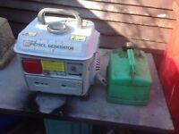 Performance power 780w 2 stroke generator 0.78kva