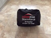 Toyota Aygo all weather car cover