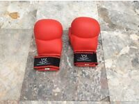 Karate Mitts with Thumb - Junior