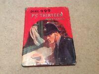 PC thirteen 1953 child's book