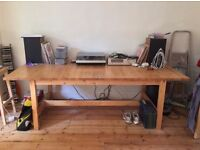 Large Ikea Norden table
