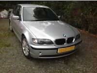 2004 320d Es 6 speed BMW for sale.