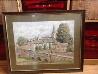 Pastel Painting by Newy