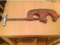 For sale large pipe cutter