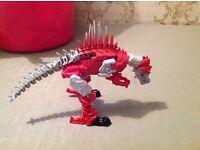 Transforme Dino bot scorn