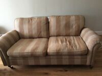 Free 2x 3 seater sofas