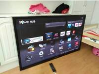 Samsung 59 inch FullHD Smart TV with Wi-Fi Apps and Freeview HD