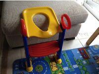 Keter toilet trainer