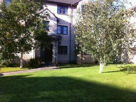 Modern unfurnished ground floor flat in Dunfermline