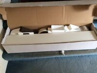 New Luxair Extractor Hood 3.5M Ducting Kit