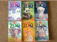 Zoe's Rescue Zoo Collection - 6 Books (Collection)