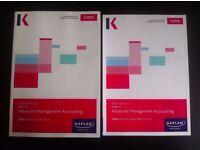 CIMA P2 2016 Kaplan study text and exam practice book