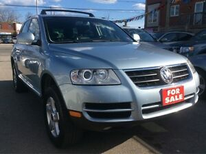 2004 Volkswagen Touareg LOADED Leather Sunroof Alloys All Power
